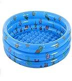 Remar Ronda de la alfombra por el agua inflable del bebé inflable de la natación del océano rectangular inflable Bolas de piscina del bebé piscina cubierta Niños Fond Doux y seguro for los niños del b