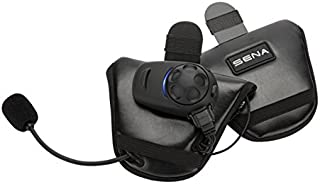 Sena SPH10HD-FM-01 SPH10H-FM Half-face Helmet kit with Built-in FM Tuner, Dual Pack