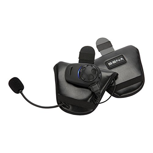Sena SPH10HD-FM-01 Half-face Helmet Kit with Built-in FM Tuner (Dual Pack)