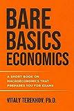 Bare Basics Economics: A Short Book on Macroeconomics That Prepares You for Exams