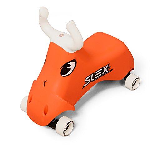 SLEX RodeoBull - Rutschfahrzeug, orange