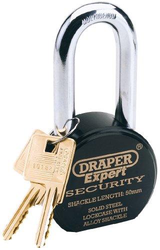 Draper 64207 robuust hangslot van solide staal