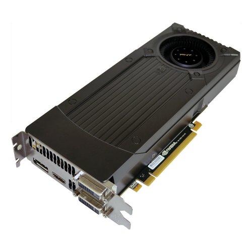 PNY GeForce GTX 660 Ti 2048MB GDDR5 RTL PCI-E 192b