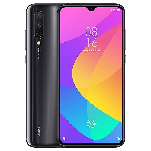 """Xiaomi Mi 9 Lite Smartphone,6GB 64GB Mobilephone,Display AMOLED da 6,39"""",Processore Octa-Core Qualcomm Snapdragon 710,Fotocamera Tripla Selfie da 32 MP e 48 MP,Versione Globale (Grigio)"""
