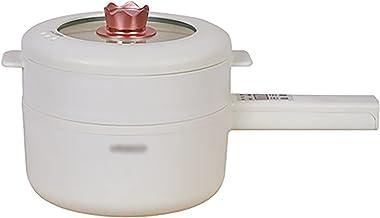 Rijstkoker (1.6L) Huishoudelijke Multifunctionele Mini Rijstkoker/Koekenpan/Wok/Soeppot, Keramische Non-Stick Inner Pot, v...
