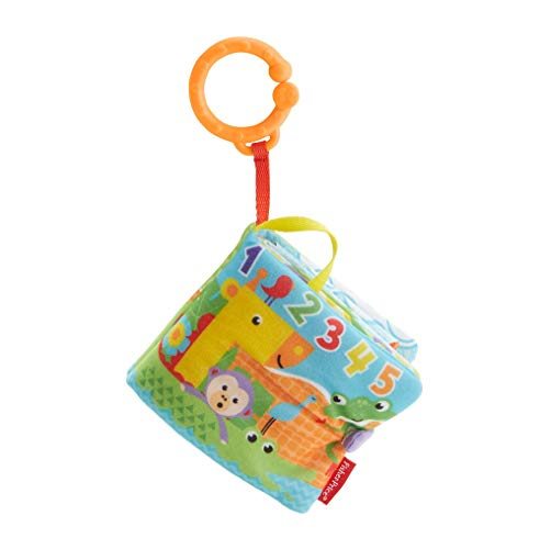 Fisher-Price - Libro activity bebe - juguetes educativos - (Mattel FGJ40)