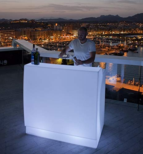 goGarden.es - Barra de Bar Malibú 120 con luz Blanca