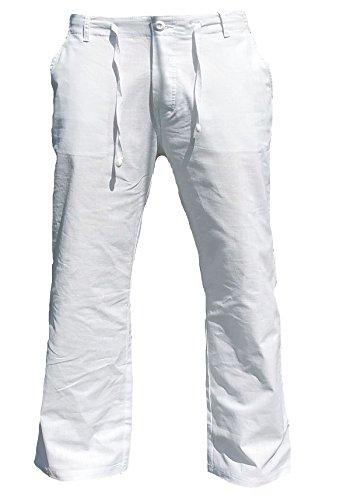 Brandit Brady Hose Weiss XL