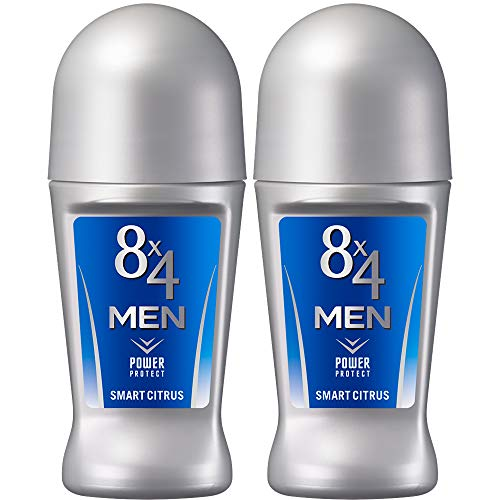 8×4 MEN ロールオン スマートシトラス 60ml
