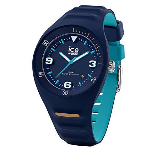 ICE-Watch Reloj Analógico para Hombre de Cuarzo con Correa en Silicona 018945