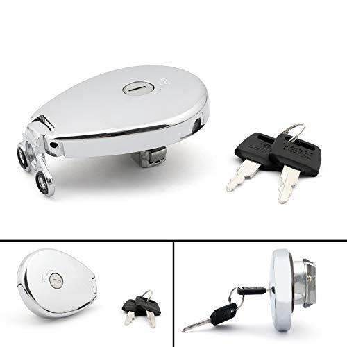 Artudatech Moto Tapón del Depósito de Combustible, Tapa de