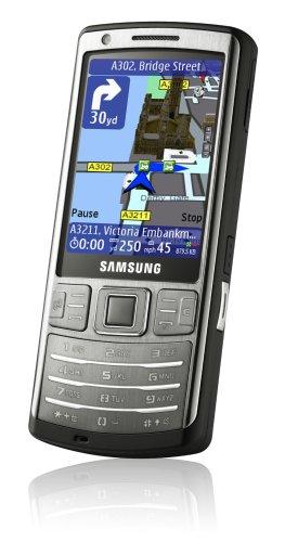 Samsung I7110 Pilot Smartphone (5 MP Kamera; GPS; HSDPA; WLAN) soul-gray