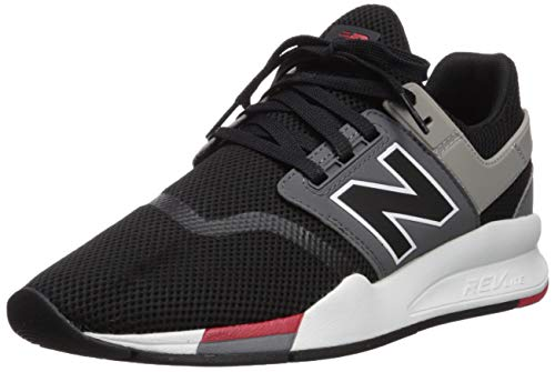 New Balance 247v2, Zapatillas para Hombre, Negro Black FB, 43 EU