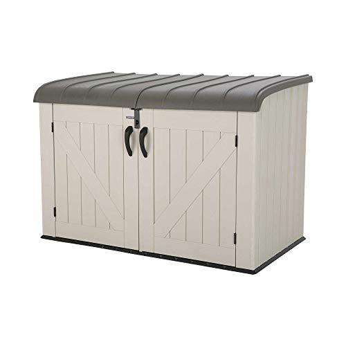 Lifetime Products 60170 Horizontal Storage Box, Tan -  Lifetime Products Inc.