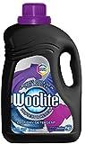 Woolite Darks Liquid Laundry Detergent, 150 Fl. Oz, 75 Loads, High Efficiency, Black