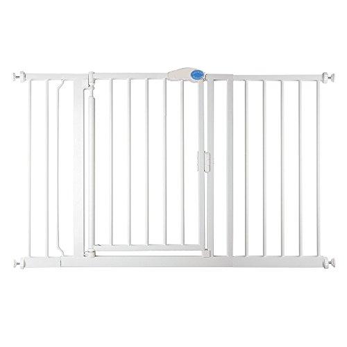 Bettacare - Auto-Close - Barrière de sécurité - 75cm - 161cm (125cm - 132cm )