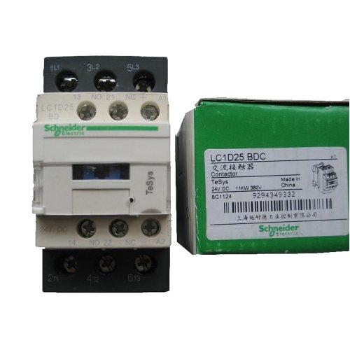 Schneider Telemecanique Contactor LC1D25BDC LC1D25BD 24VDC