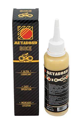 METABOND BIKE 120 ml lubrificante anti attrito per catene bici, cuscinetti, pignoni, cambio