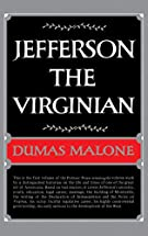 Jefferson the Virginian (Jefferson and His Time, Vol. 1)