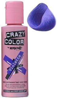 crazy color temporary hair color violette