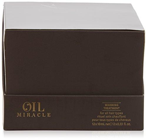 HUILE BC MIRACLE traitement de brume chaude 12x10 ml