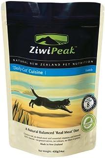 Ziwi Peak (ジーウィーピーク) デイリーキャット クィジーン パウチ ラム 400g