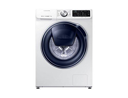 Lave linge Hublot Samsung WW90M645OPWEF - Lave linge Frontal - Pose libre - capacité : 9 Kg - Vitesse d'essorage maxi 1400 tr/min - Moteur à induction - Classe A+++ -40%
