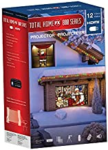 ProductWorks Project Total HomeFX 800 Series Seasonal Projector/Plus KIT, Assorted