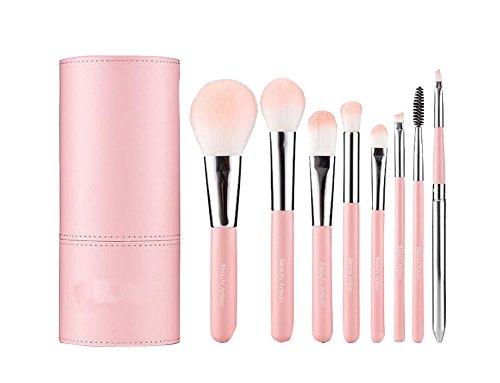 Pinceaux de maquillage multifonctions Pinceaux de maquillage pratiques 8 Pièces