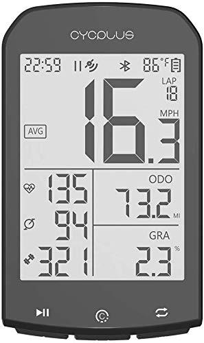 Fahrrad-GPS-Code-Tabelle Multifunktions-Leuchtwasserdichte drahtloses Code Meter Tacho Herzfrequenzmesser jidesheying