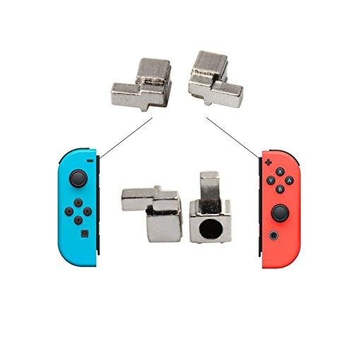Alftek Alloy Lock Buckles Latch Schraubendreher Set Ersatz Repair Tool Kit für Switch Joy-Con