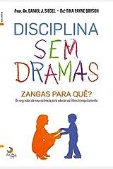 Disciplina Sem Dramas (Portuguese Edition) Formato Kindle