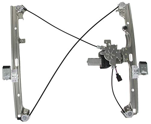 Price comparison product image ACDelco 11A15 Professional Front Passenger Side Power Window Regulator with Motor