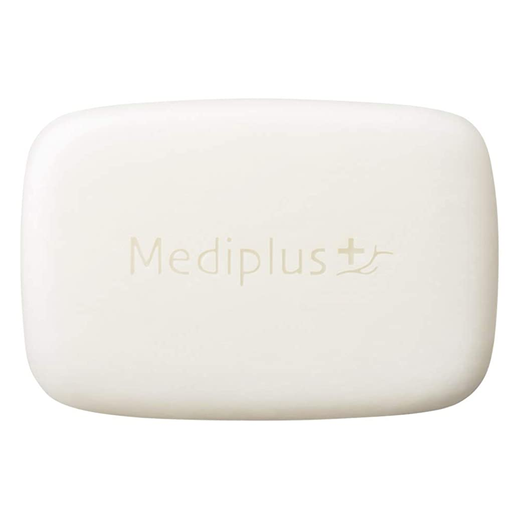 ゴールデン画面干渉mediplus メディプラス オイルクリームソープ 60g(約2か月分)