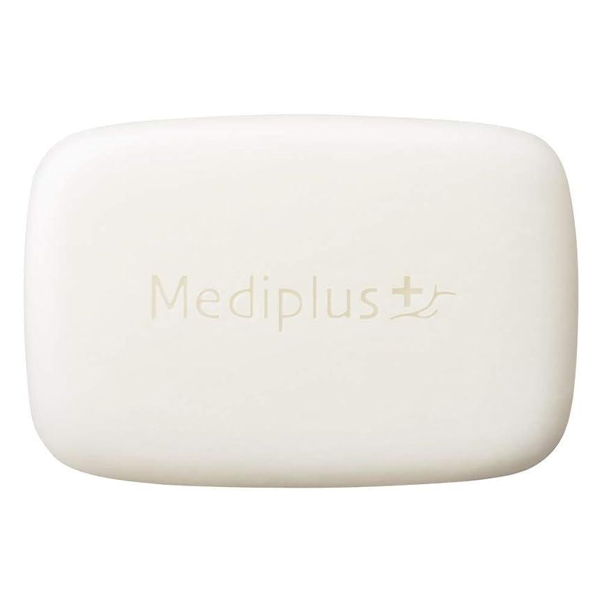 既に側面心配するmediplus メディプラス オイルクリームソープ 60g(約2か月分)