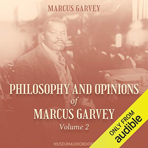 『Philosophy and Opinions of Marcus Garvey, Volume 2』のカバーアート