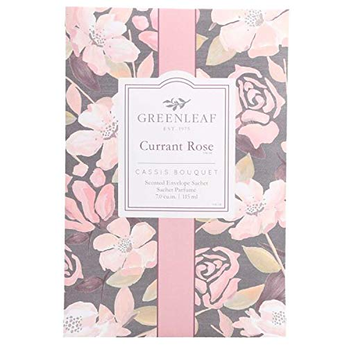 Duftsachet Greenleaf Currant Rose 115 ml.