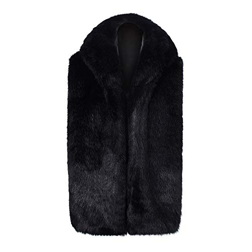 Why Choose Shearling Shaggy Oversized Pockets Coat Coating Jacket Outer Clothing Garment Garb Appear...