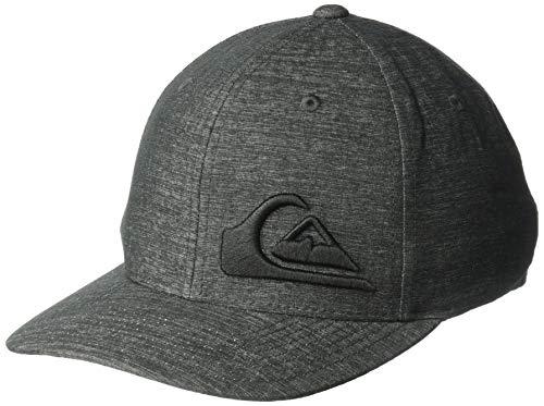 Preisvergleich Produktbild QUIKSILVER Herren FINAL Stretch FIT HAT Baseball Cap,  Charcoal Heather,  X-Large