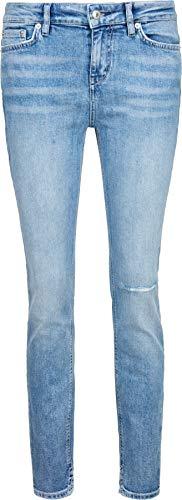 Drykorn Damen Skinny-Jeans in Hellblau 28W / 34L