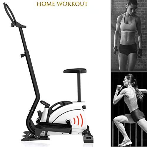 Amazing Deal AISHFP Under Desk & Stand Up Mini Elliptical, Pedal Trainers Stepper, Adjustable Resist...