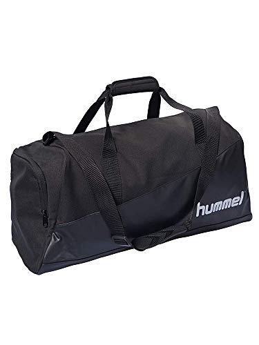 hummel Authentic Charge Team Sports Bag – Sporttasche mit Schultergurt – Tasche für Männer und Frauen – Unisex – Fußball – Handball – Fitnesstasche – Universell einsetzbar