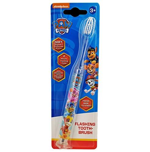 Paw Patrol Nickelodeon blinkende Zahnbürste