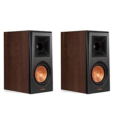 Klipsch RP-500M loudspeaker 75 W Brown Wired by Klipsch