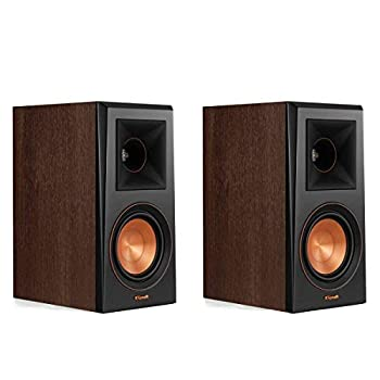 Klipsch RP-500M Reference Premiere Bookshelf Speakers - Pair  Walnut