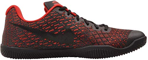 ZAPATILLA BALONCESTO NIKE MAMBA INSTINCT BLACK RED