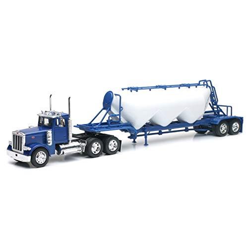 Camion de collection 1/32Peterbilt 379 Remorque Ciment