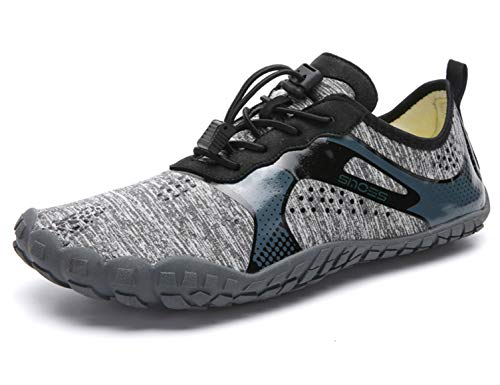SINOES Zapatos de Agua de Playa Zapatos Deportivos Mujer Pareja Deportes Aire Libre Calzado de Deportes acuáticos de Ocio Calcetines Descalzos de Yoga Aqua de Secado rápido para Hombre