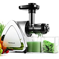 Homever 150W Slow Masticating Juicer