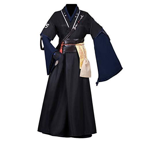 Envo gratis Mo Dao Zu Shi Cosplay Wei Wuxian Lan Wangji Xue Yang Joven Gran Maestro de Cultivo Demonaco Disfraz Zapatos peluca XL Xue Yang